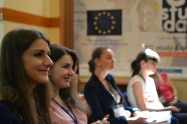 Учасники 4-ї сесії Школи європейських студій