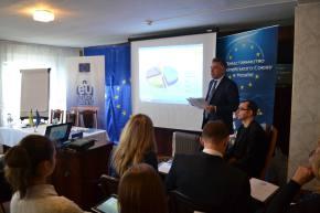 Хольгер Роммен про допомогу ЄС Україні(відео)