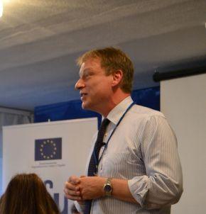 Мартін Дей про шлях до асоціації між ЄС та Україною (відео)