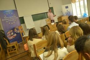 Лекція Тараса Качки:відео