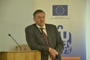 Геополітика євроінтеграції: Олексій Гарань(відео)