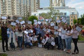 """#EUStudyDays16: """"найкрутіша школа"""""""